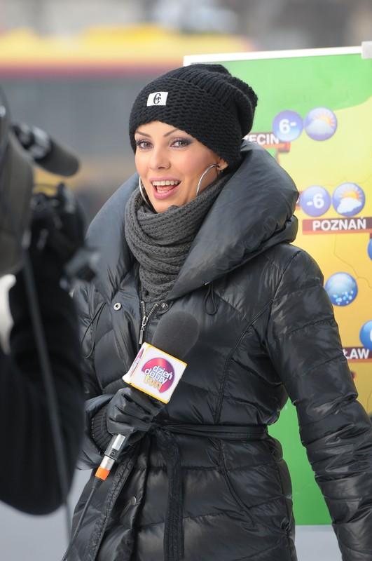 Dorota Gardias (TVN) - moda over size