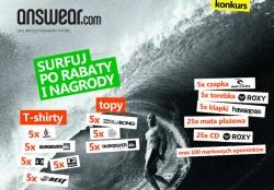 Wyniki konkursu SURFUJ PO NAGRODY