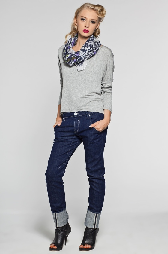 Guess Jeans - bluzka damska YRSA