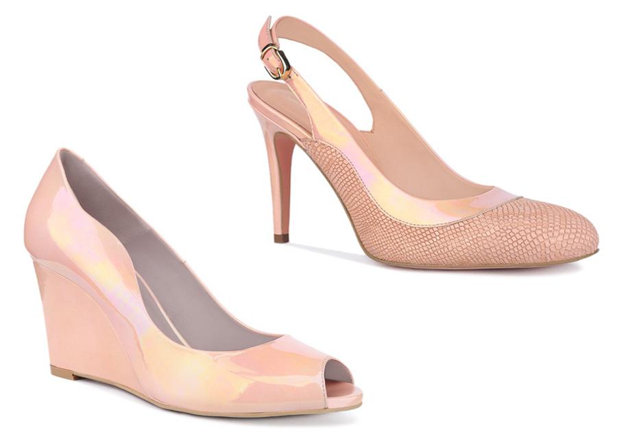 59e5c941 Różowe czy metaliczne? Sandały i szpilki Gino Rossi na wiosnę - Blog ...