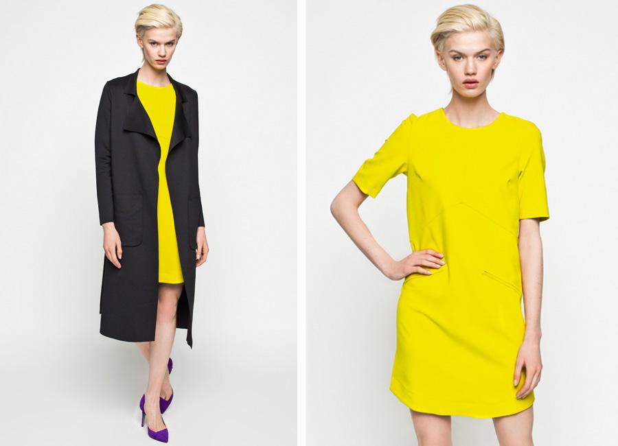żółta_sukienka