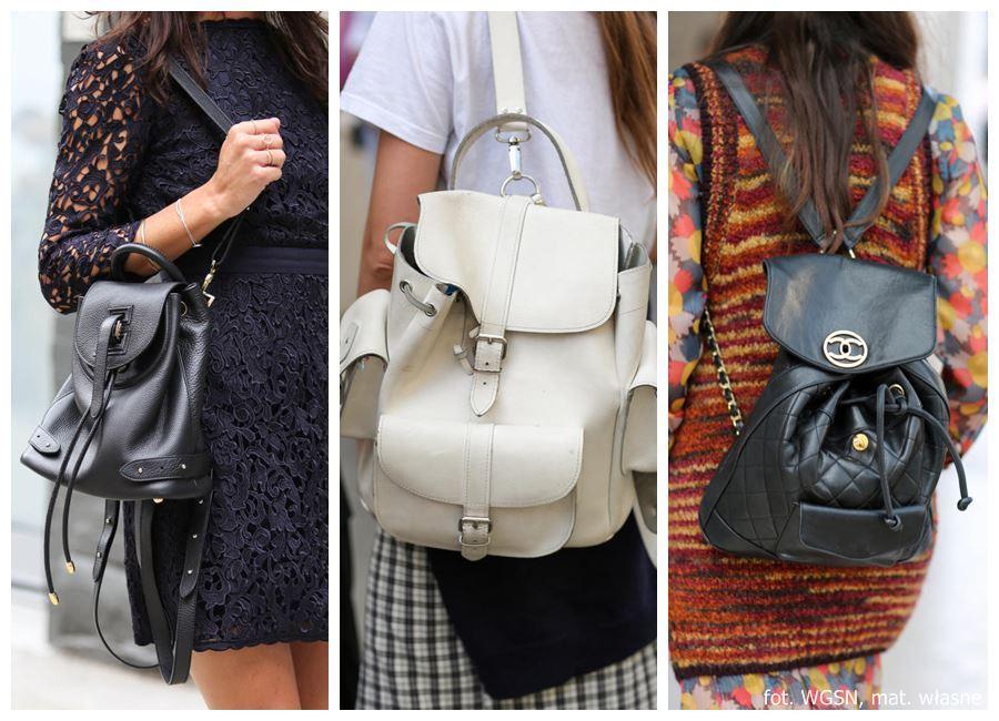 pleacki i torby nie tylko do szkoły