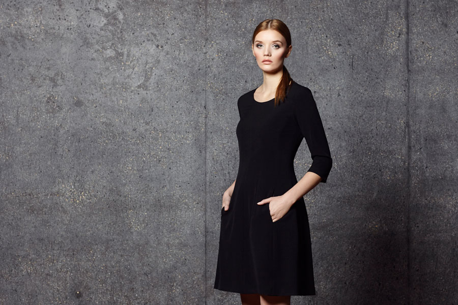 Click-Fashion-sukienka-granatowa