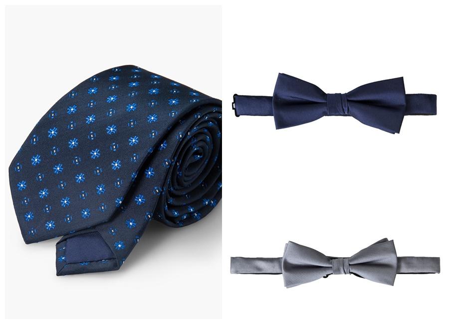 Krawat mucha