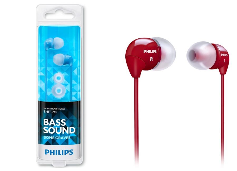 Philips słuchawki