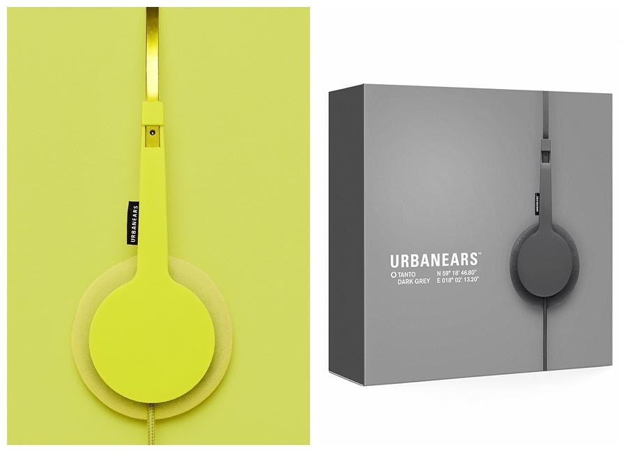 Słuchawki Urabnears
