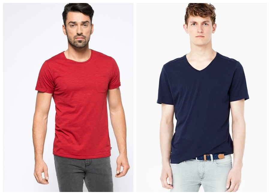 T-shirty pod choinkę