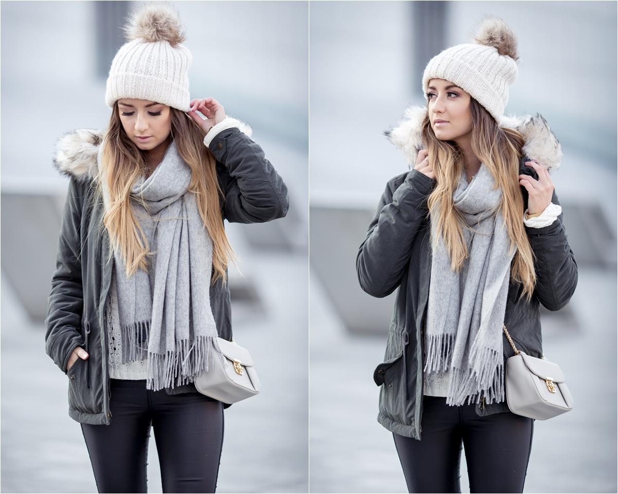 modna czapka na zimę