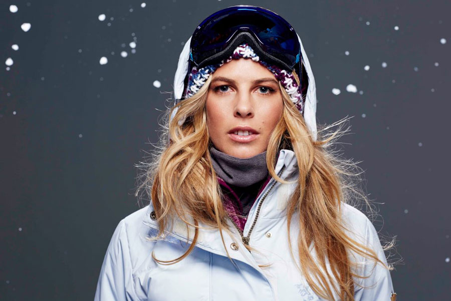 ubrania na snowboard