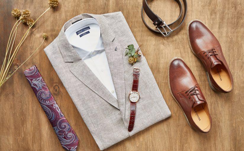 Jak wybrać idealny garnitur na wesele i inne okazje?