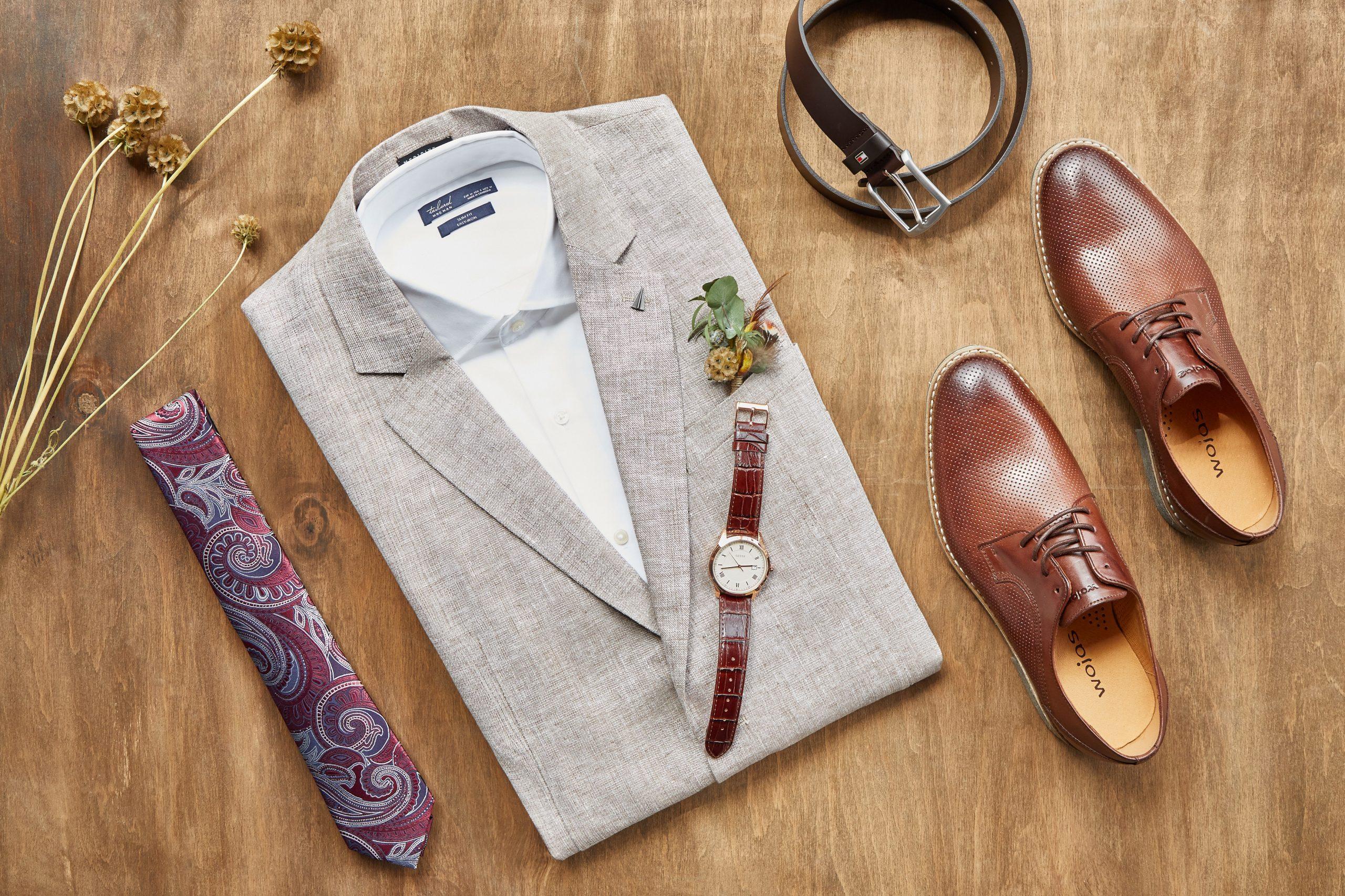 garnitury na wesela