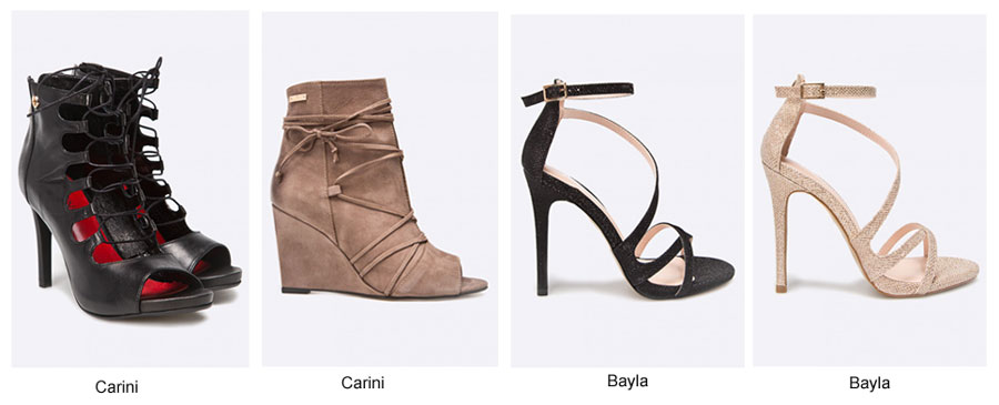 wiązane buty answear