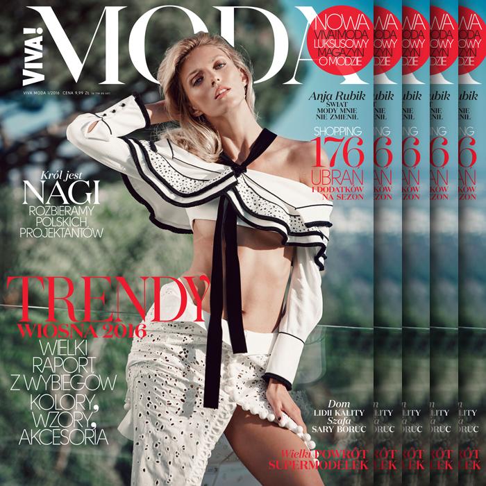 Viva Moda kwartalnik o modzie