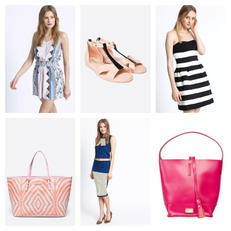 torby, buty i sukienki