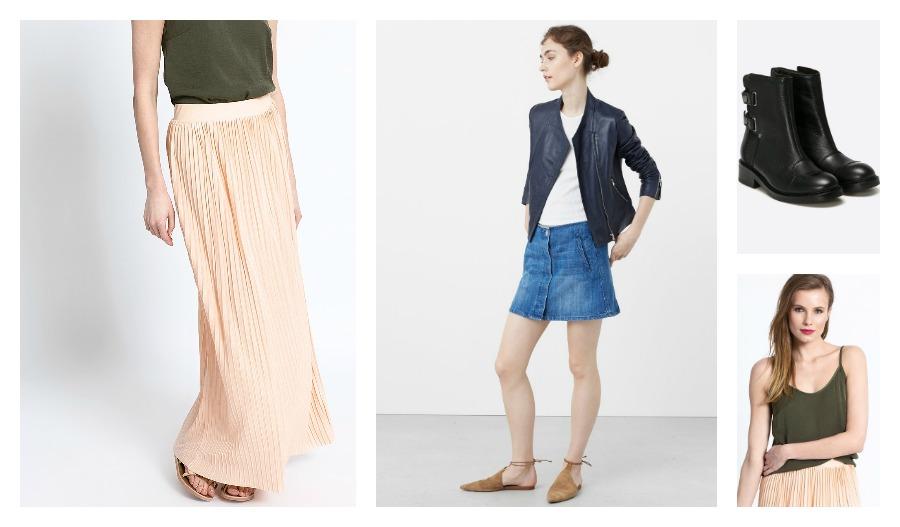 Jakie Buty Do Spodnicy Maxi Stylizacje Na Jesien Blog Modowy Answear