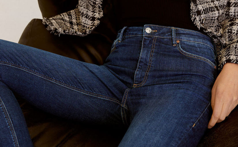 Jak nosić jeansy do biura? Zobacz najlepsze stylizacje!