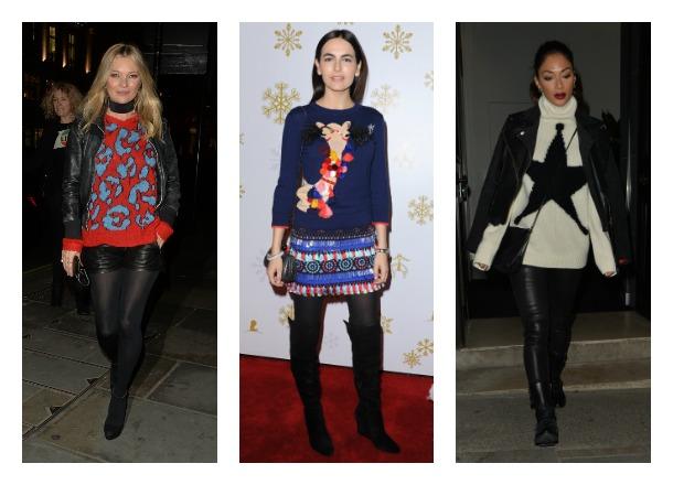 Jak nosić kolorowe swetry? Zobacz 3 stylizacje