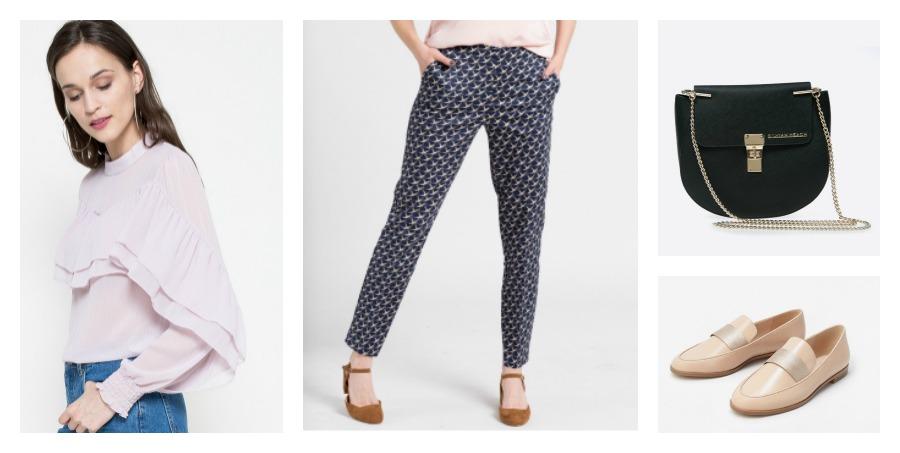 stylizacja ze spodniami