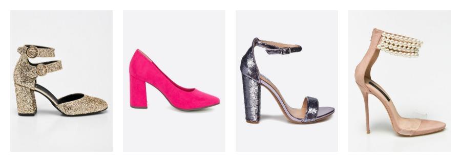 pumps and stilettos