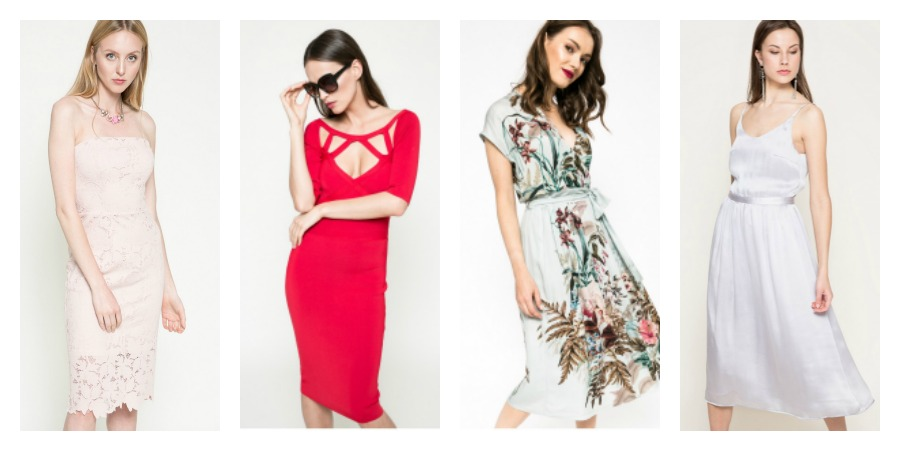 sukienki sredniej dlugosci