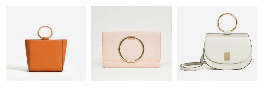 metal handle bag