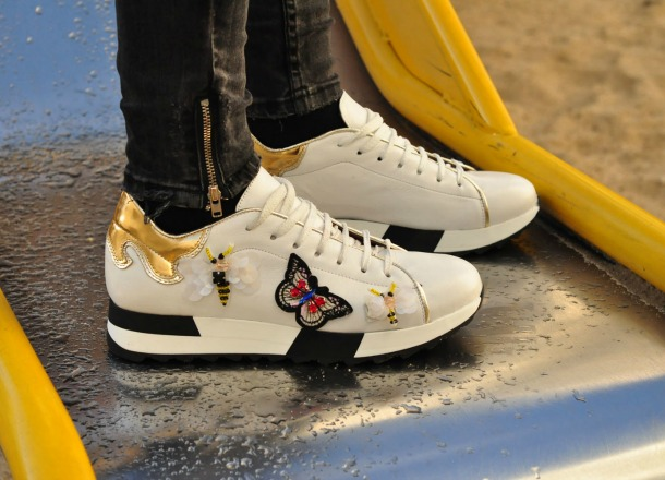 Najmodniejsze sneakersy na lato 2017 – sprawdź 4 nasze typy!