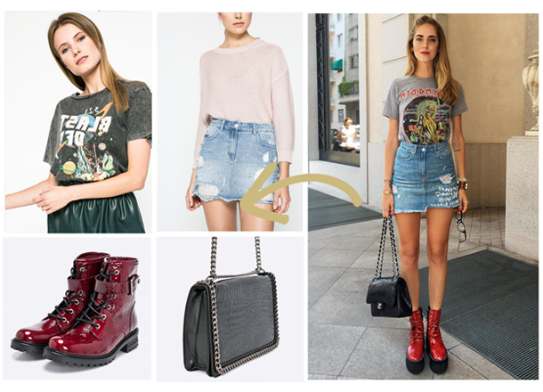 Get the look: Chiara Ferragni