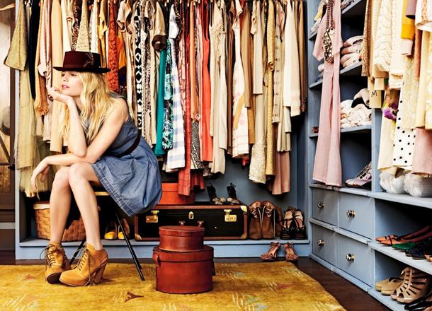 5 rzeczy, które musisz wyrzucić ze swojej szafy