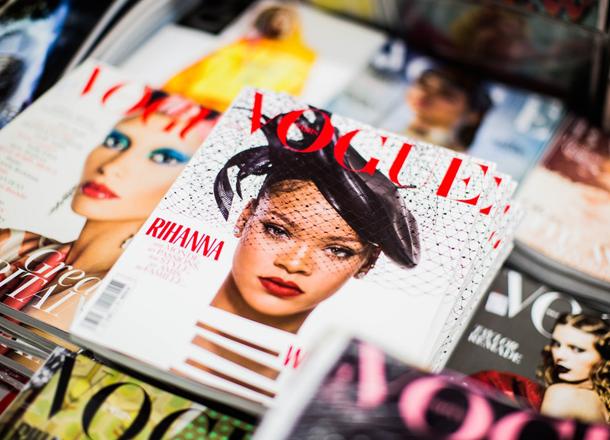 "10 ciekawostek na temat magazynu ""Vogue"""