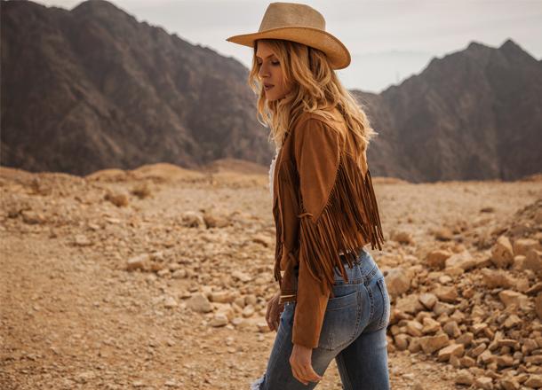 Trend Western – 6 elementów stylu współczesnej kowbojki