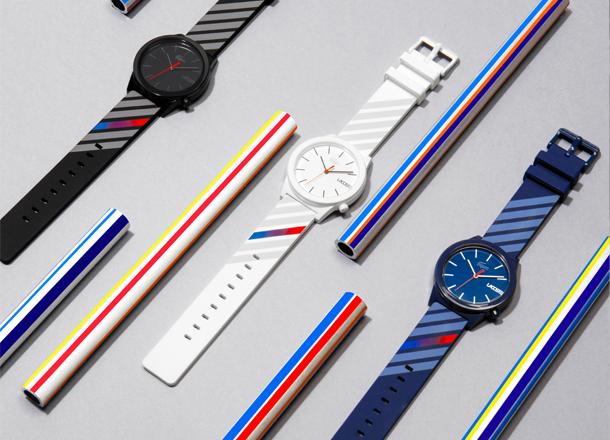 Czas na fluorescencję! Nowa kolekcja zegarków Lacoste