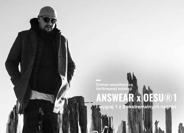 "Answear x Oskar Podolski ""Manifest Your Style"""