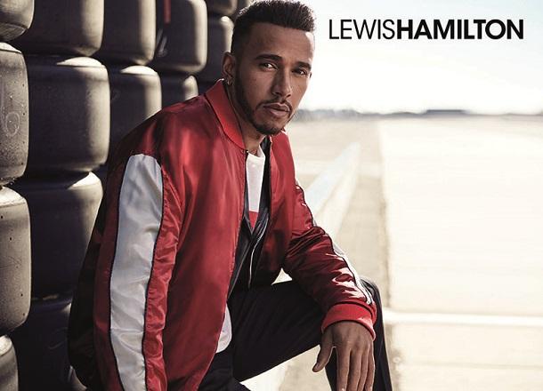 Motoryzacja łączy się z modą: Lewis Hamilton nowym ambasadorem marki Tommy Hilfiger!