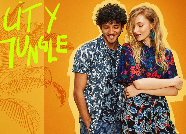 City Jungle, czyli witamy w modnej miejskiej dżungli!
