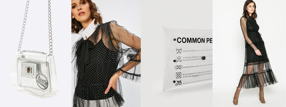 transparentne ubrania trendy