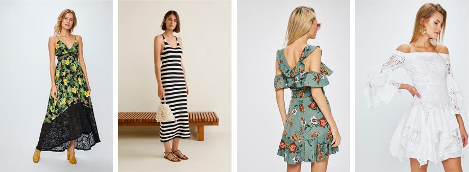 modne sukienki 2018