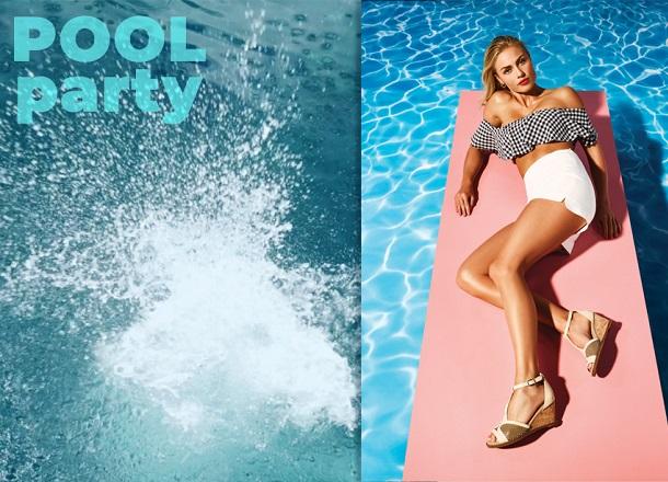 pool party trendy
