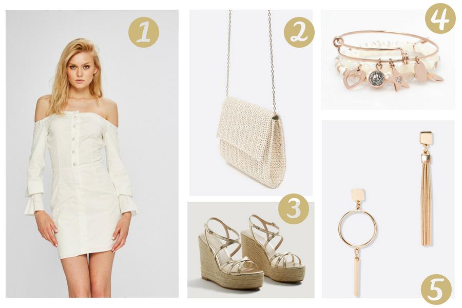białe sukienki hiszpanki