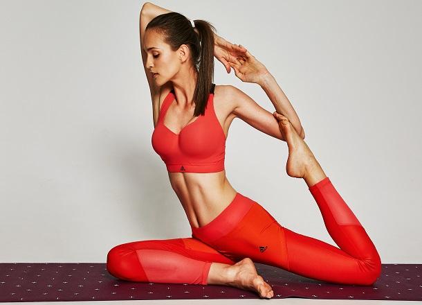 strój do fitnessu