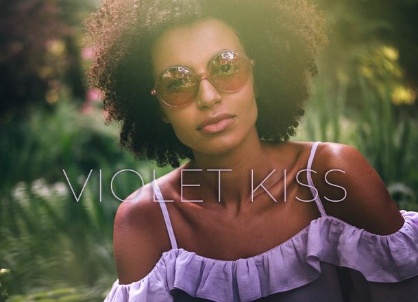Tego lata rządzi fiolet! Nowa kolekcja Violet Kiss od Answear
