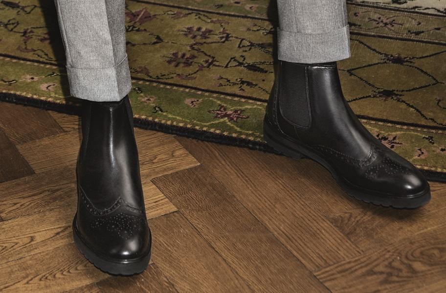 modne buty męskie