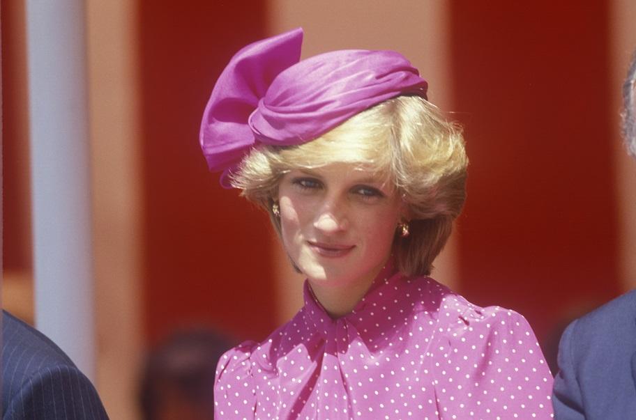 księżna Diana styl