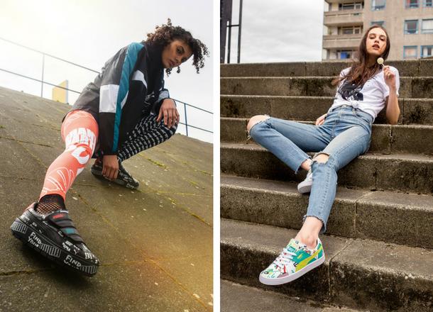 modne sneakersy 2018