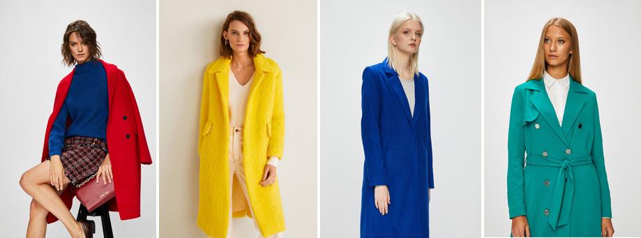 neony płaszcze