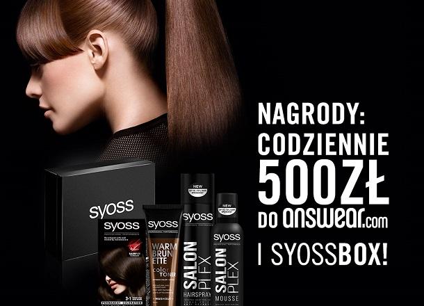 Decyduj o swoim stylu z Syoss!