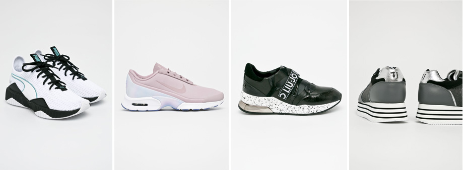 sneakersy platforma