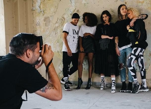 Czekając na kolekcję – kulisy sesji promującej Manifest Your Style