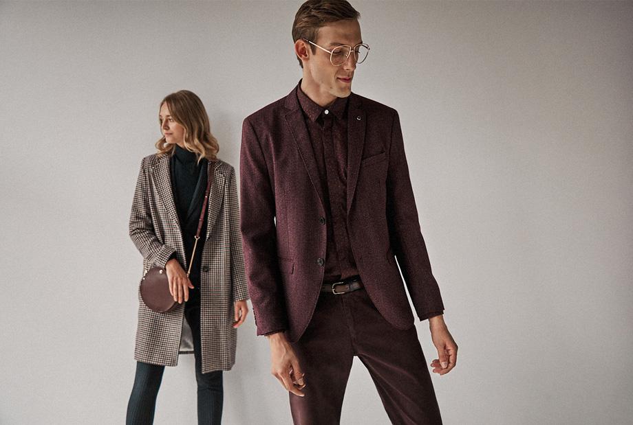męskie ubrania do pracy