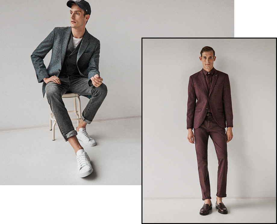 modne ubrania do pracy