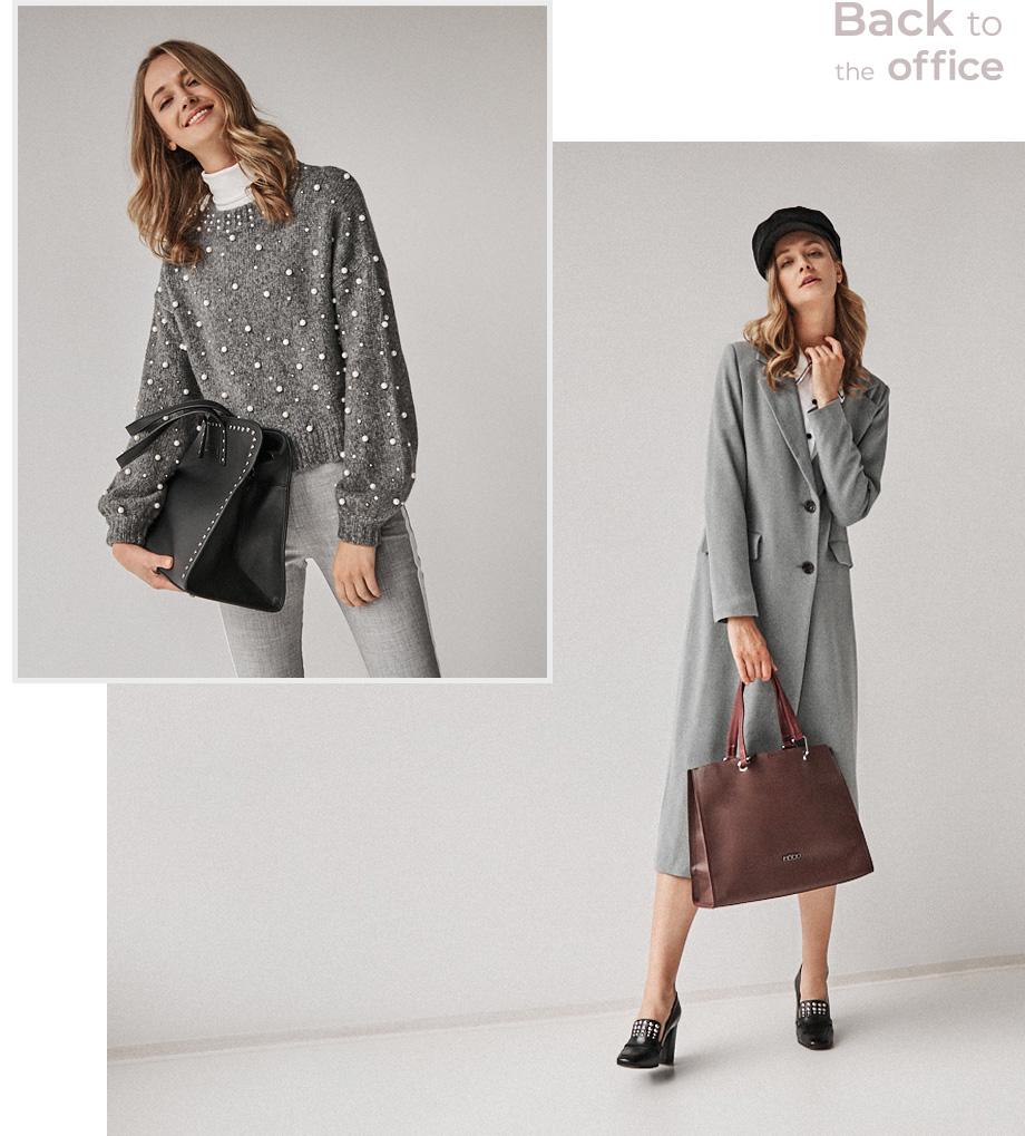 ubrania do pracy